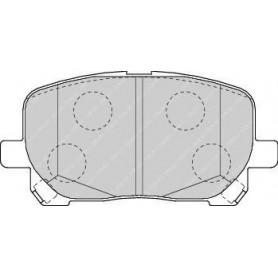 Bremsbelagsatz FERODO-Code FDB1529