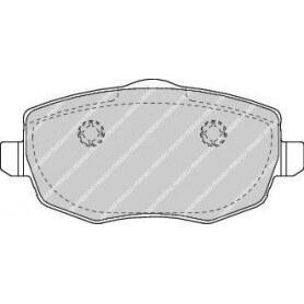 Bremsbelagsatz FERODO-Code FDB1582