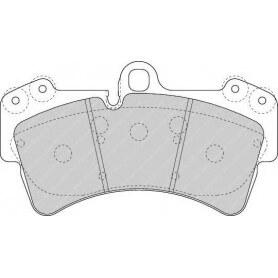 Brake pads kit FERODO code FDB1626