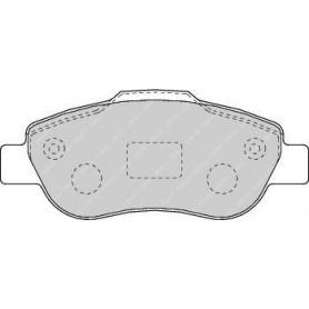 Kit plaquettes de frein FERODO code FDB1652