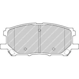 Bremsbelagsatz FERODO-Code FDB1715