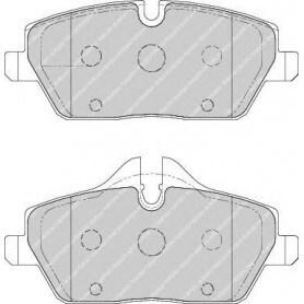 Kit plaquettes de frein FERODO code FDB1747