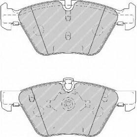 Bremsbelagsatz FERODO-Code FDB1773