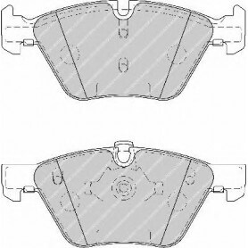 Kit plaquettes de frein FERODO code FDB1773