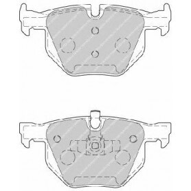 Bremsbelag-Kit FERODO-Code FDB1808