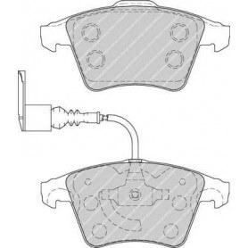 Brake pads kit FERODO code FDB1826