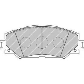 Brake pads kit FERODO code FDB1891