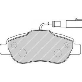 Kit plaquettes de frein FERODO code FDB1945