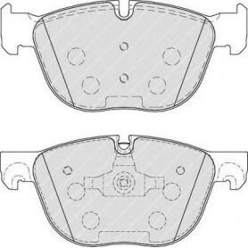 Kit plaquettes de frein FERODO code FDB4052