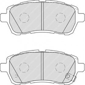 FERODO brake pads kit code FDB4110