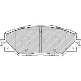 Bremsbelagsatz FERODO-Code FDB4136
