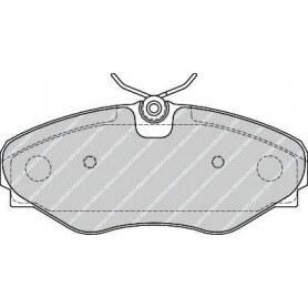 Bremsbelagsatz FERODO-Code FDB4176