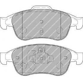 Brake pads kit FERODO code FDB4180