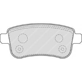 Brake pads kit FERODO code FDB4182