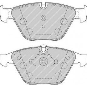 Kit pastiglie freno FERODO codice FDB4191