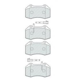 Bremsbelag-Kit FERODO-Code FDB4320