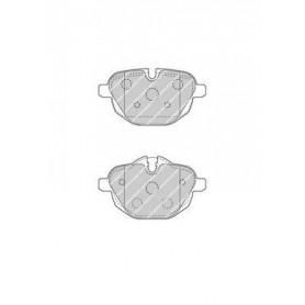 Kit pastiglie freno FERODO codice FDB4376