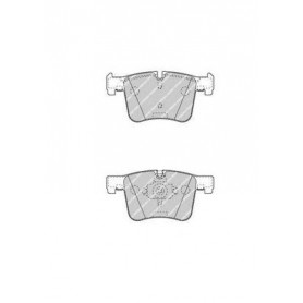 Brake pads kit FERODO code FDB4394