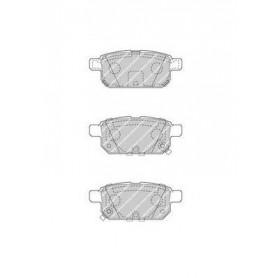 Bremsbelag-Kit FERODO-Code FDB4430