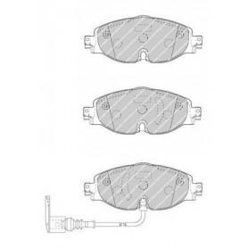 Kit plaquettes de frein FERODO code FDB4433