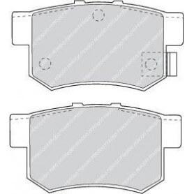 Brake pads kit FERODO code FDB956