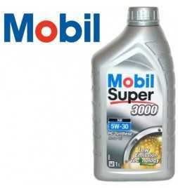 Olio Motore Auto Mobil Super 3000 XE 5W-30 Lubrificante 100% sintetico - Latta da 1 Litro
