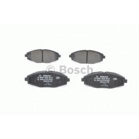 Kit plaquettes de frein BOSCH code 0986424512