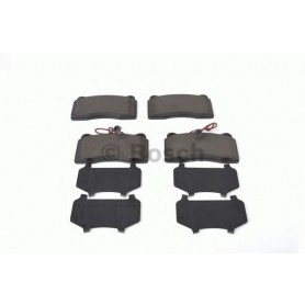 Kit plaquettes de frein BOSCH code 0986424577