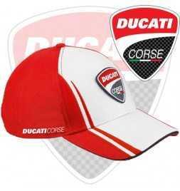 Cappellino Ufficiale  Ducati Corse 12
