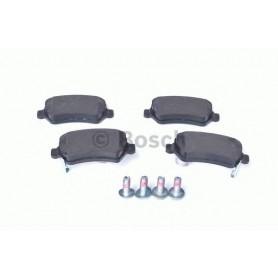 Kit plaquettes de frein BOSCH code 0986424646