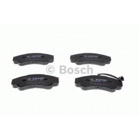 Kit plaquettes de frein BOSCH code 0986424769