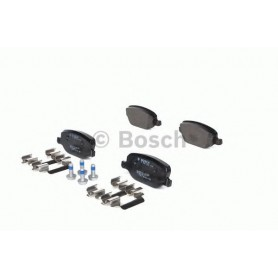 BOSCH Bremsbeläge Kit Code 0986424775