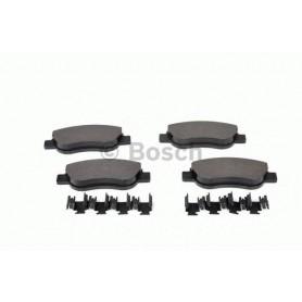 Kit plaquettes de frein BOSCH code 0986424786