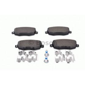 Kit plaquettes de frein BOSCH code 0986424792