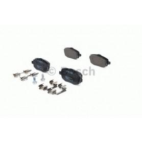 Kit plaquettes de frein BOSCH code 0986424793