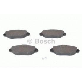 Kit plaquettes de frein BOSCH code 0986461119