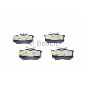 Kit pastiglie freno BOSCH codice 0986466683