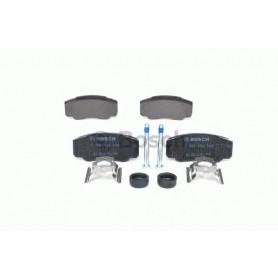 Kit plaquettes de frein BOSCH code 0986494049