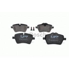 Kit plaquettes de frein BOSCH code 0986494168