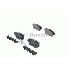 BOSCH brake pads kit code 0986494222