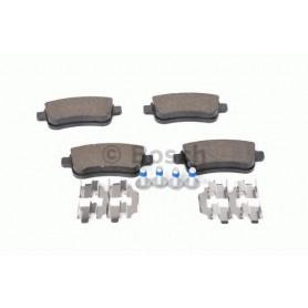 BOSCH brake pads kit code 0986494384
