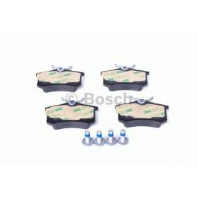 Kit pastiglie freno BOSCH codice 0986494516