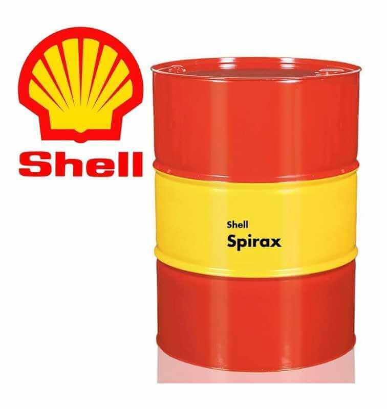 Shell Spirax S3 AS 80W-140 Fusto da 209 litri