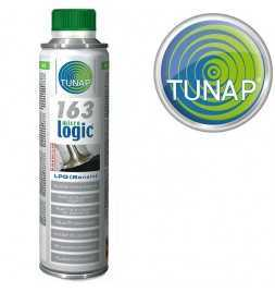 TUNAP 163 - Additivo motori Benzina LPG/CNG protettivo per GPL / METANO