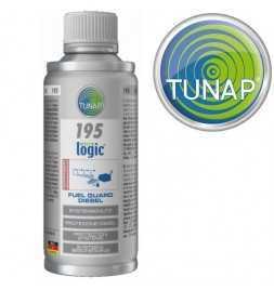 TUNAP 195- Additivo Protezione Diesel Gasolio Antibatterico Anti Alghe e Muffe - Motori Diesel