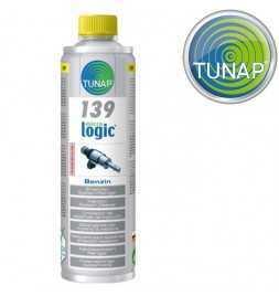TUNAP 139 - Additivo Detergente per Pulizia impianti di iniezione benzina