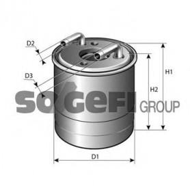 Filtro carburante TECNOCAR RN520