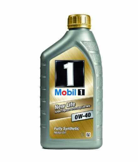 Lubrificante Mobil 1 NEW LIFE 0W40 GSP - Lattina da 1 litro