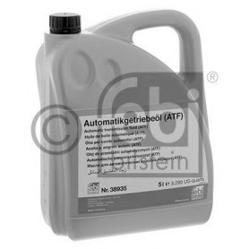 Olio cambio automatico FEBI BILSTEIN codice 38935 5 Litri