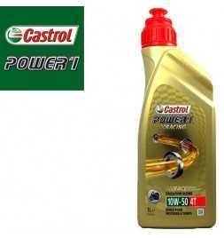 Olio Motore Moto - Castrol Power 1 Racing 4T 10w50 - Full Sy nthetic